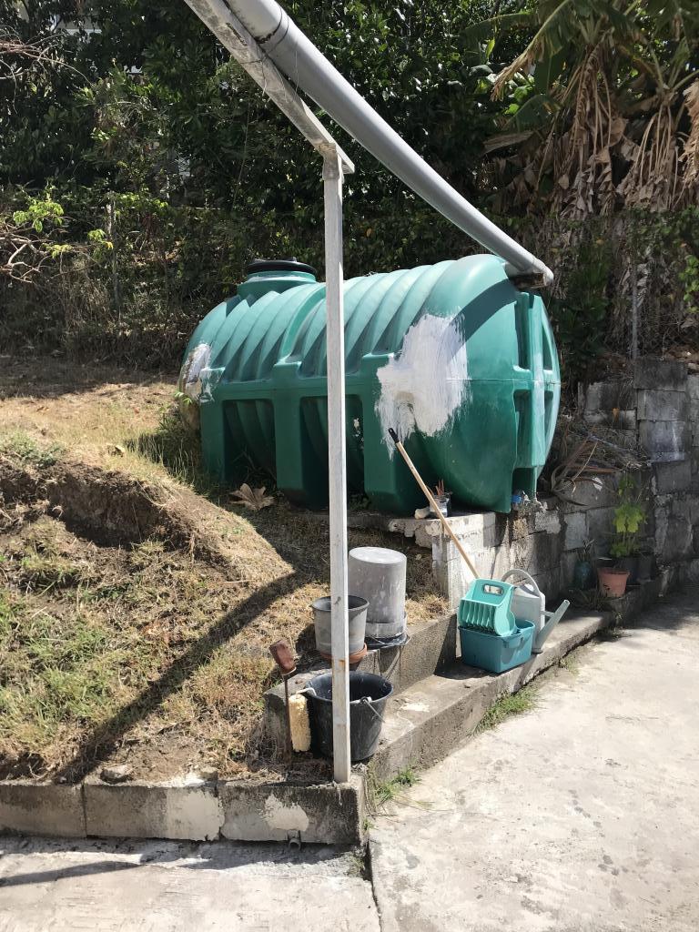 Citerne eau de pluie